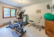 Sports Room/Additional guest room