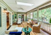 Enclosed Sun Porch