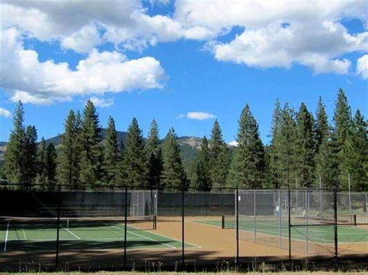 Graeagle tennis courts
