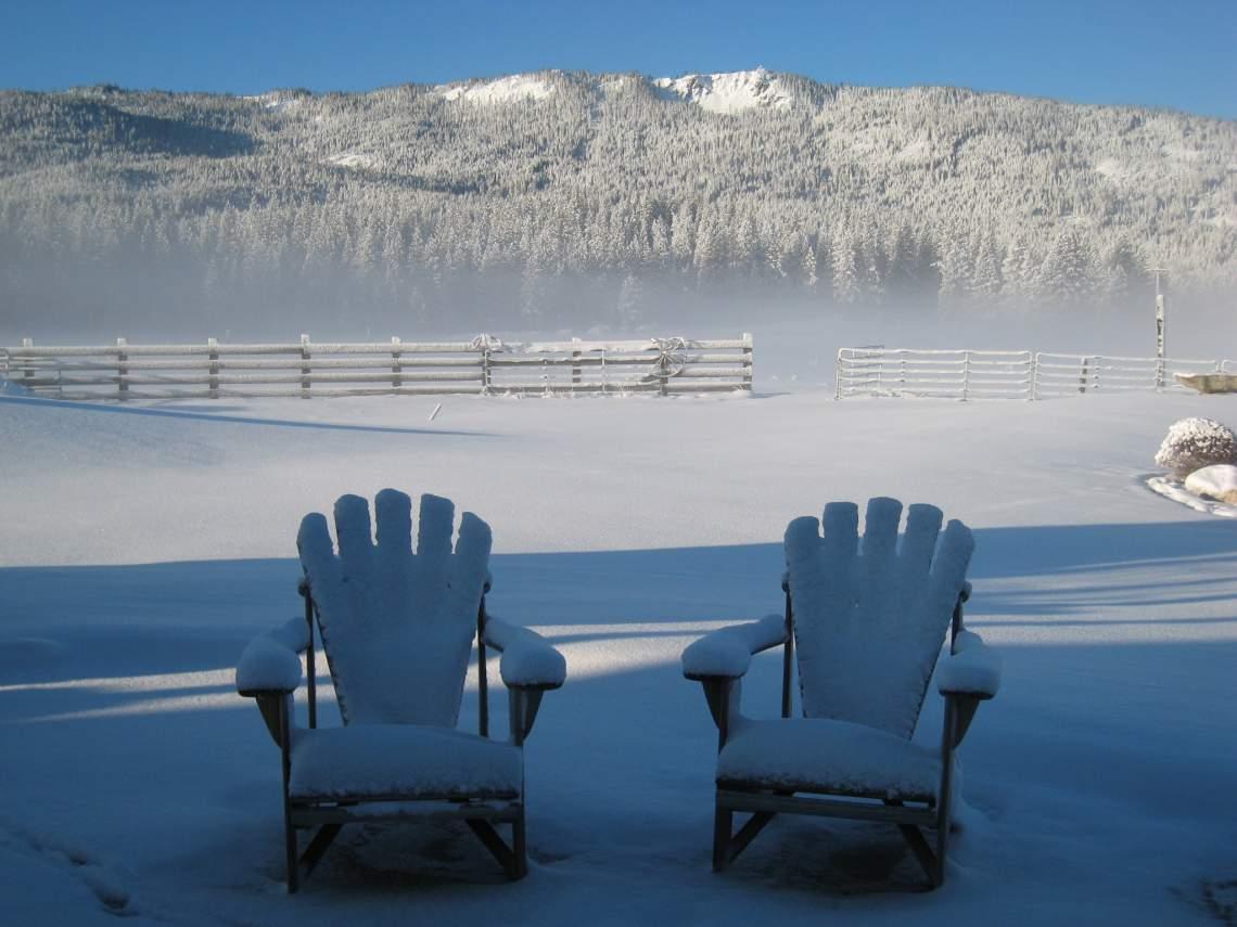 Snowy-adirondacks