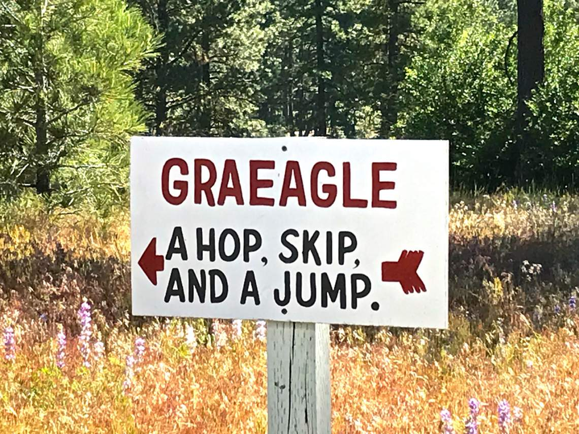 Hop-skip-Graeagle