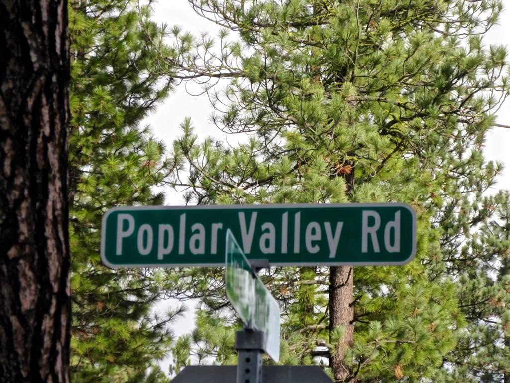 PVR street sign