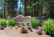 Whitehawk Ranch entrance